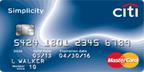 Karta Kredytowa Citi Simplicity