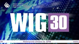 Miniaturka - Nowe indeksy WIG 30 na warszawskiej giełdzie