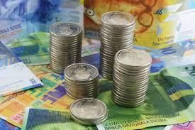 Skok franka szwajcarskiego do ponad 4 zł