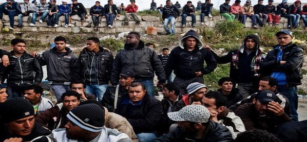 Prawdziwa fala imigrantów dopiero przed nami. Przybyło już 140 tys., a kolejne 1,5 mln szykuje się do drogi.