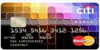 Karta Kredytowa Citi MasterCard World