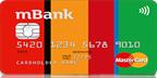 Karta Kredytowa mBank MasterCard Standard