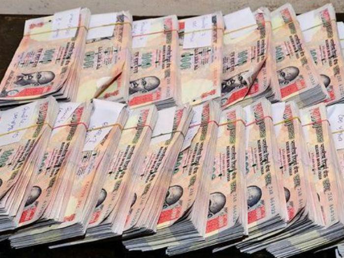 Miniaturka - Indie – unieważnienie banknotów z kontrolą podatkową